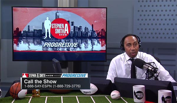 Stephen A. Smith: Odell Beckham Shouldn't Be Paid More Than Antonio Brown (VIDEO)
