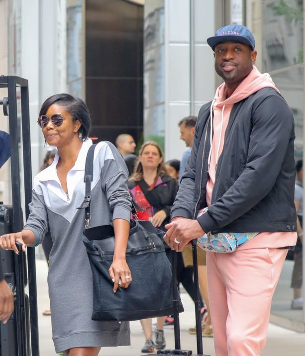 Damn! People Saying Dwyane Wade's Wife Gabby Union Looks Old