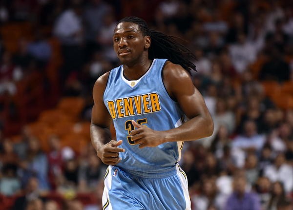 Nets' Kenneth Faried Arrested For Possession Of Marijuana