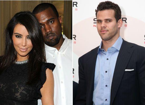 Kim Kardashian Talks ABout Hidding Her Wedding Ring While Flirting With Kanye West #KrisHumphries