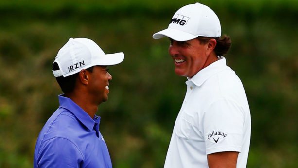 Tiger Woods vs Phil Mickelson To Happen Thanksgiving Weekend