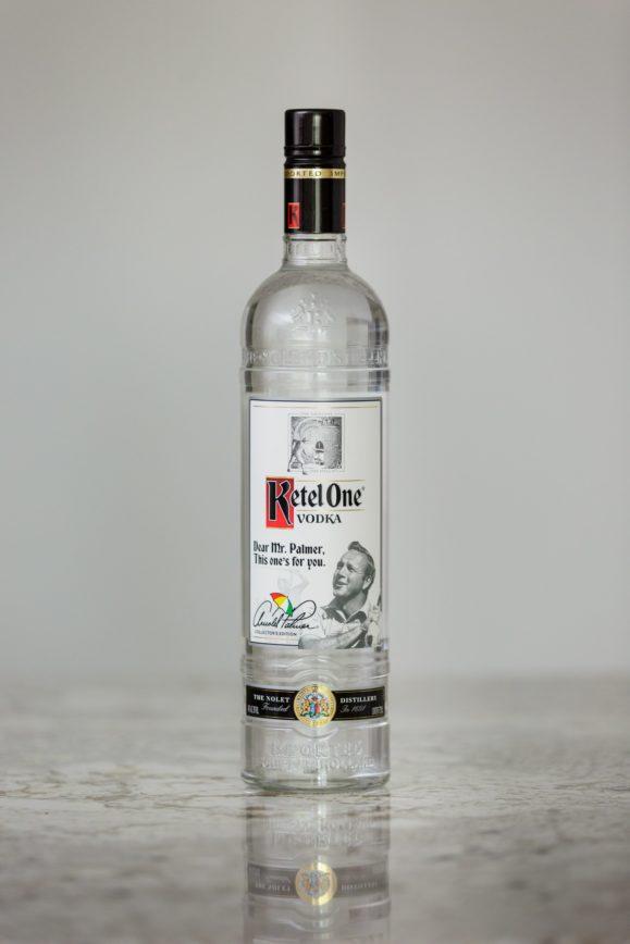In Honor Of The King's Birthday You Can Buy An Arnold Palmer Bottle Of Ketel One Vodka