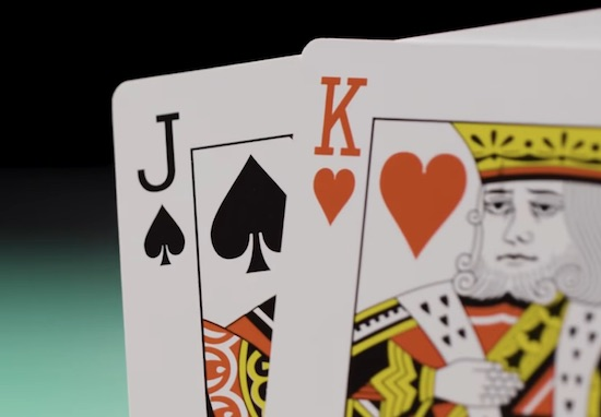 Video- Poker Players Replay Their Luckiest Hands