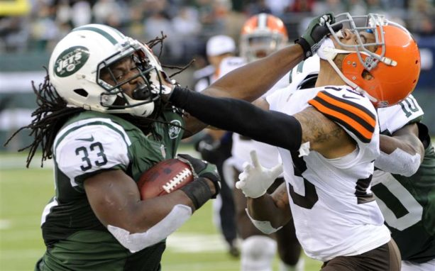 Jets VS. Browns Tickets For TNF Are Going For $0.00