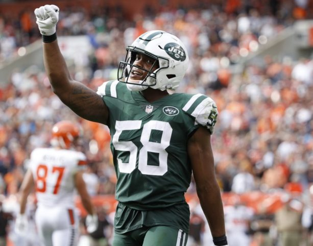 Jets LB Claims They Knew Lions' Plays Pre-Snap