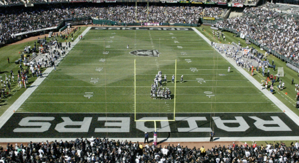 City of Oakland Suing The Raiders