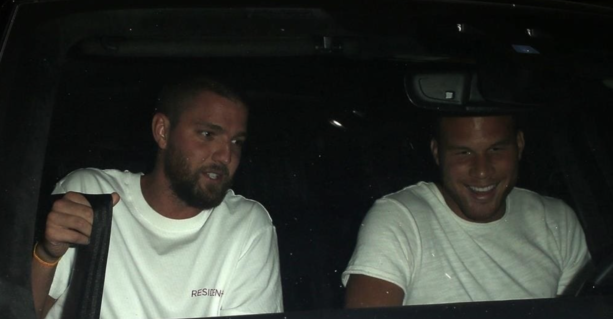 Blake Griffin And Chandler Parsons Have A Boys Night Out