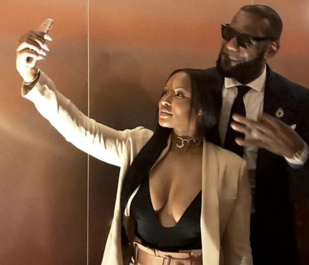 LeBron Has Daniel Caesar Serenade His Wife On Their 5th Anniversary