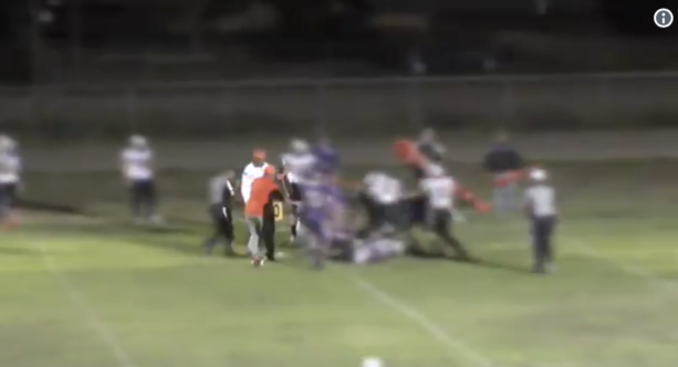 Texas High School Football Coach Arrested For Tossing Opposing Player