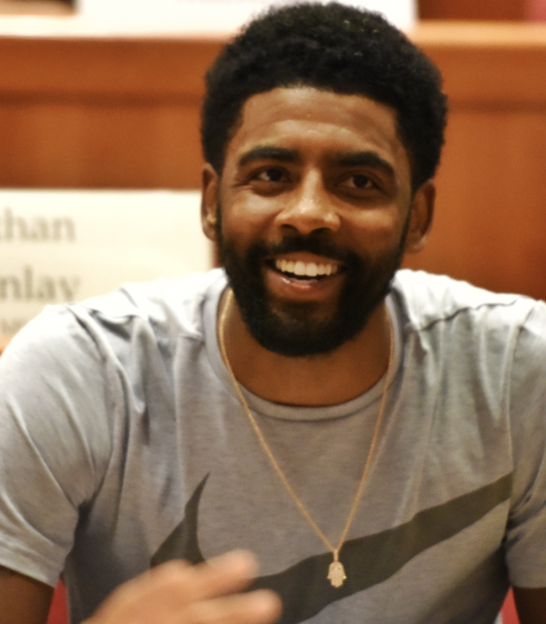 Kyrie Irving Gets Some New Ink
