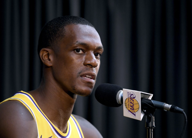 Rajon Rondo Will  Start For The Lakers Over Lonzo Ball?
