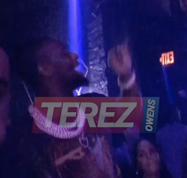 Video- Le'Veon Bell Continues To Party In South Beach
