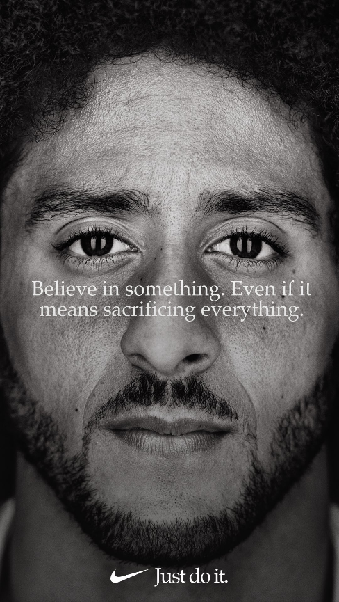 Nike Reportedly Not Giving Colin Kaepernick His Own Clothing Line