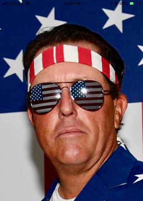 Phil Mickelson's Reaction To Making Ryder Cup Team