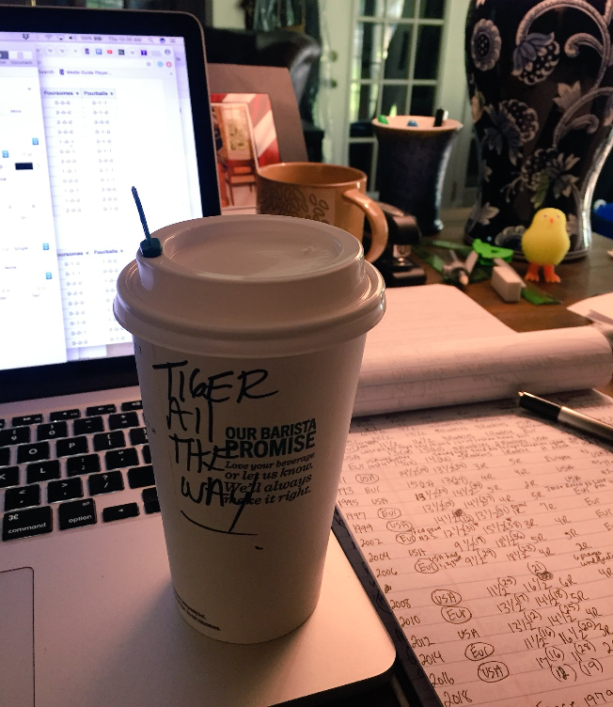 Brandel Chamblee Gets Tiger Woods Message With His Starbucks Order