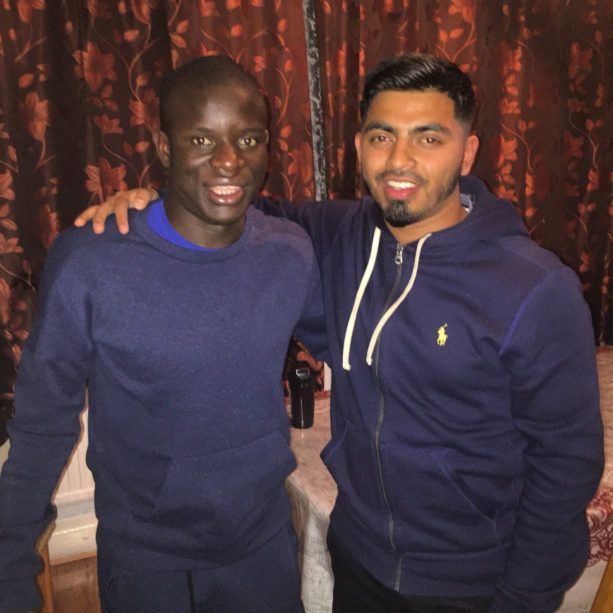 World Cup Star N'Golo Kante Misses Train – Stops At Fan's House For Dinner And Game Of FIFA
