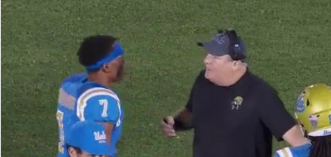 UCLA Quarterback's Father Blasts Chip Kelly On Twitter