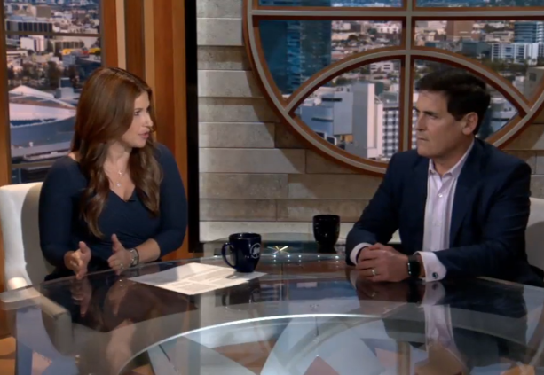 VIDEO: Rachel Nichols Did Not Go Easy On Mark Cuban