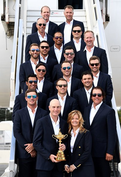 e4af5f86cc645 2018 Ryder Cup  Team USA Reaches France In Style ⋆ Terez Owens    1 ...