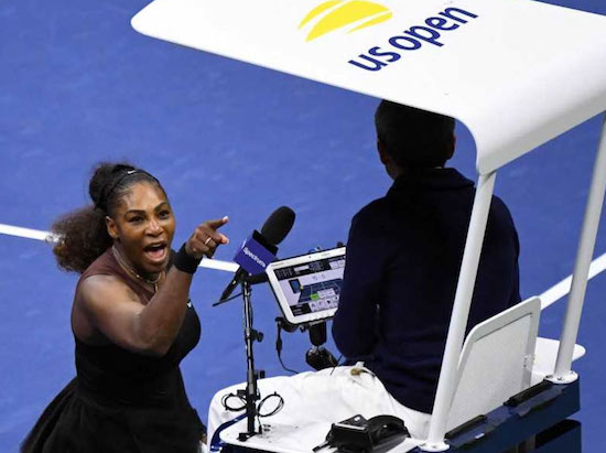 Serena Williams Meltodown At The US Open Is Worth A Watch