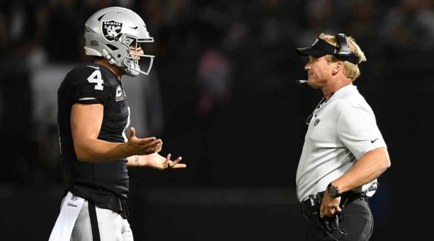 Will The Raiders Cut Ties With Derek Carr After Season? (TWEETS)