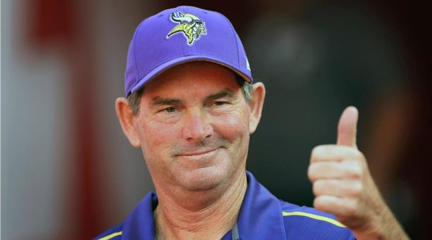 Mike Zimmer Cuts Kickers Like A Boss