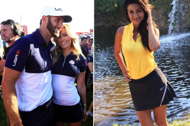 Dustin Johnson Addressed Rumors About His Relationship With Paulina Gretzky