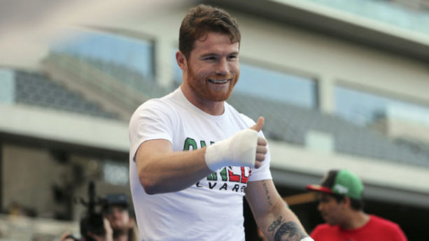 Canelo Alvarez Signs 11-Fight $365M Deal With DAZN