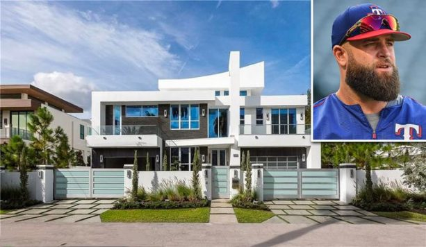 Mike Napoli Buys Brand New Florida Mansion For $7M