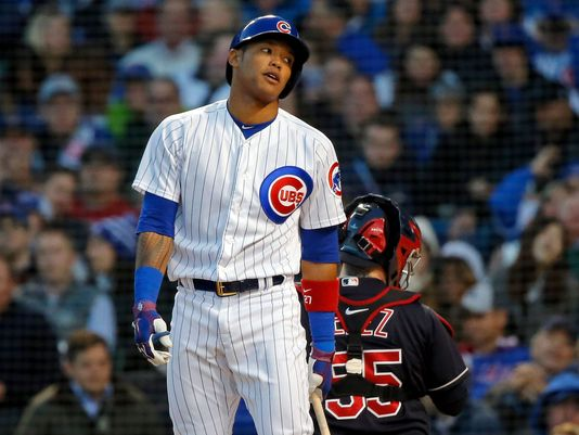 Cubs' Addison Russell Suspended 40 Games