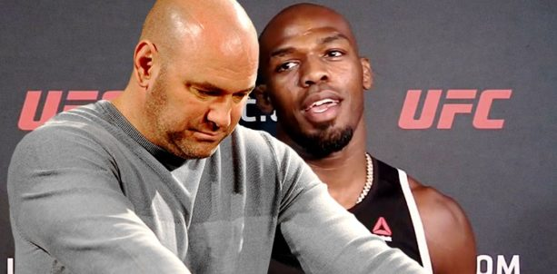 Dana White Refusing To Add Jon Jones To UFC 232 By Not Offering PPV Share