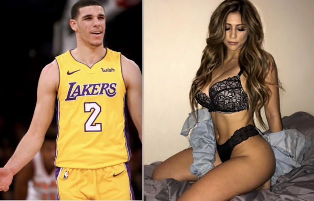 Lonzo Ball's Baby Momma Throwing Shots At All Lonzo's Female Friends