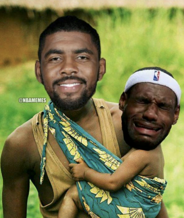 Kyrie Irving Will Be Living Off The Grid In 30 Years