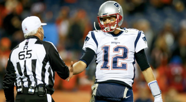 Patriots Called For Zero Penalties Last Night Against The Chiefs
