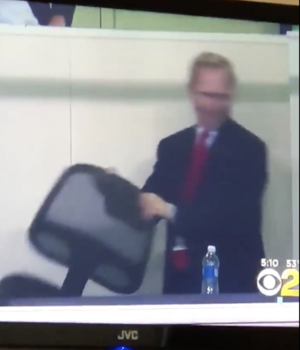 Video- Giants Owner Acting Like Odell Beckham Jr Throwing A Temper Tantrum