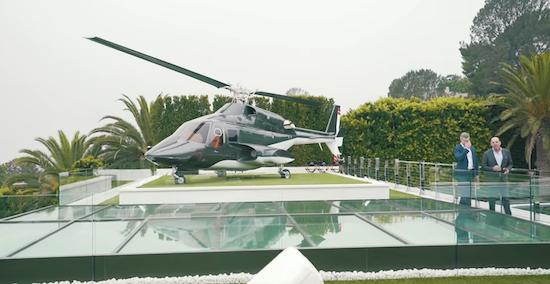 Touring A Massive $188 Million California Mega Mansion