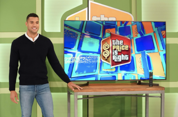 Former Ravens Receiver A Male Model On The Price Is Right