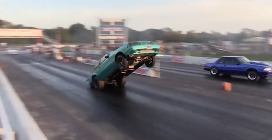 Video- The Craziest Moments in Drag Racing