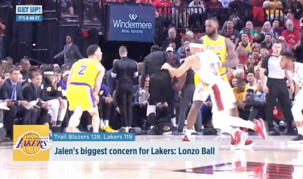 Lonzo Ball 'Doesn't Fit' With Lakers' Current Dynamic?