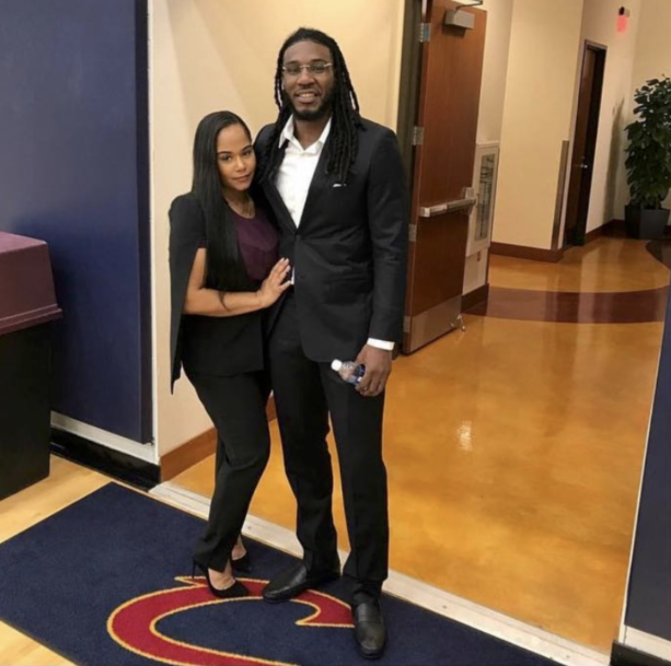 LeBron's Former Teammates Baby Mama Threatens To Expose Him