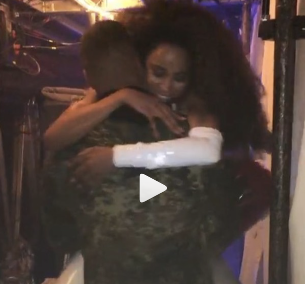 Video- Russell Wilson Surprises Ciara On Her Birthday