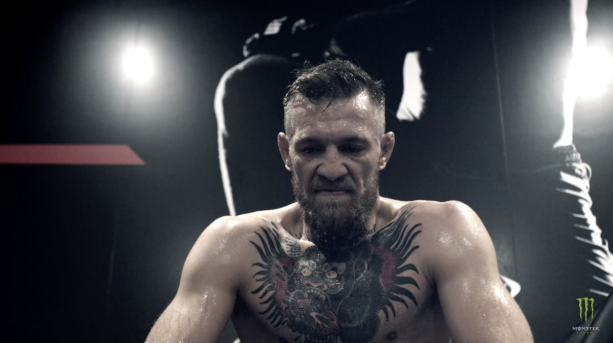 Monster Energy Drink Not Happy With Conor McGregor