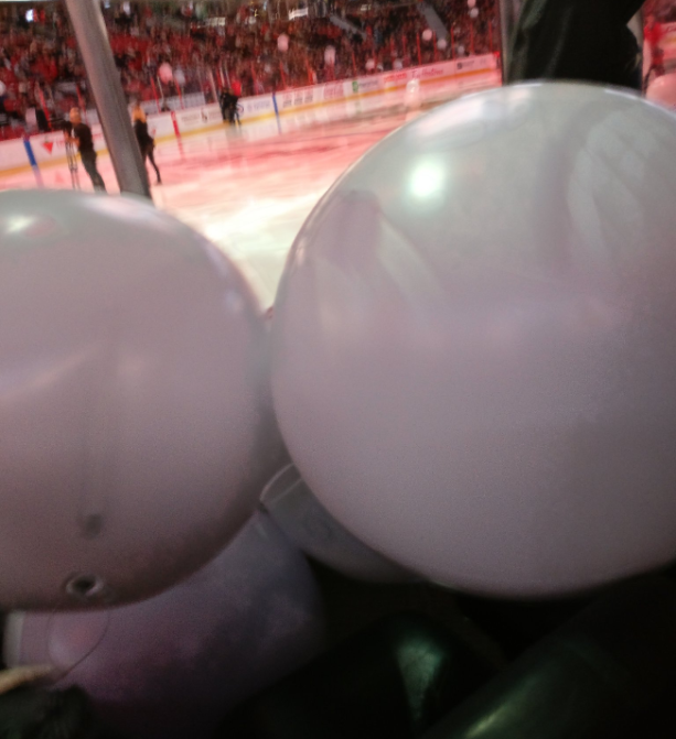 Ottawa Senators Get Fans Hyped For Season Opener By Dropping Balls On Their Heads