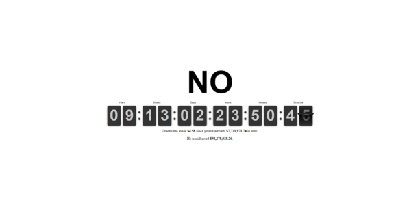 Raiders Fans Created Website Counting Down The Time Until Gruden's Contract Is Up