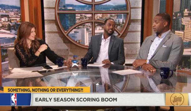 Tracy McGrady Said He'd 'easily' Average 35 Points Per Game In Today's NBA (VIDEO)