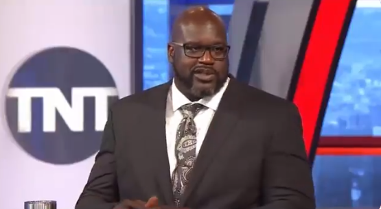 """Shaq Says Karl-Anthony Towns Needs To """"Pull His Panties Up & Play"""" Basketball (VIDEO)"""