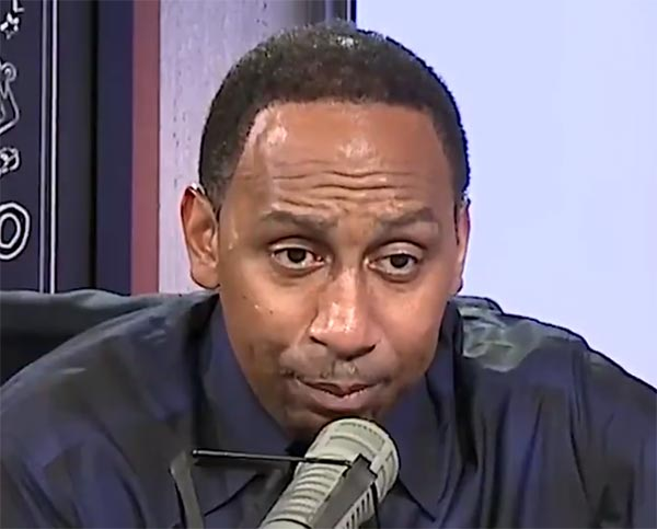 Stephen A. Smith: Anthony Davis Won't Get MVP Because Pelicans' Arena Has A Funny Name