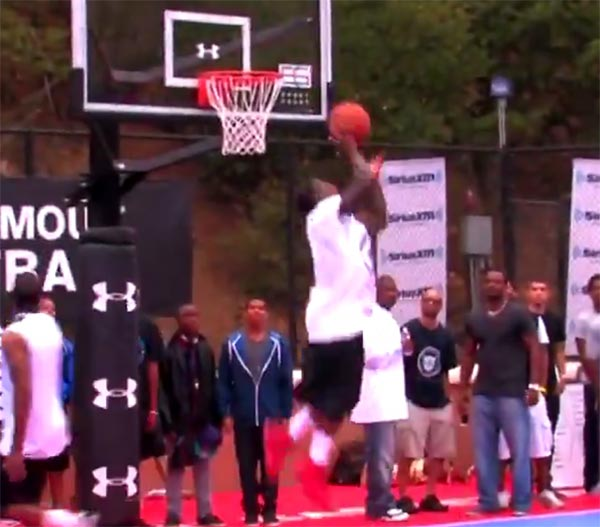 Nate Robinson Looks Like He Could Still Win The NBA Slam Dunk Contest