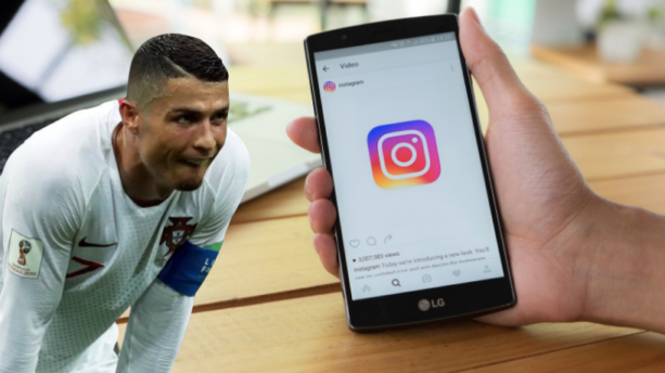 Cristiano Ronaldo Is The Most Followed Person On Instagram