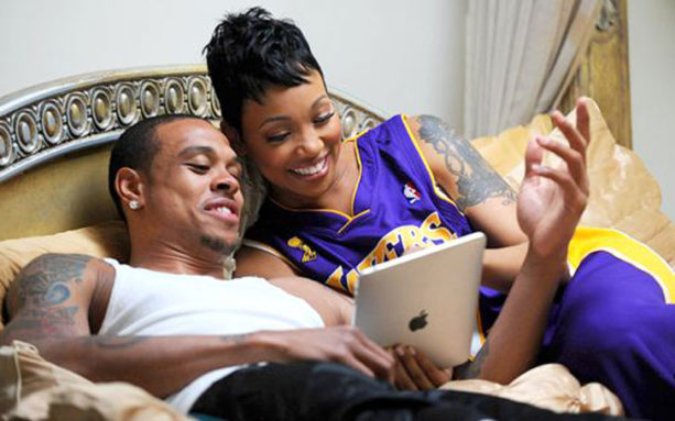 Former Laker Shannon Brown & Monica Have Separated?